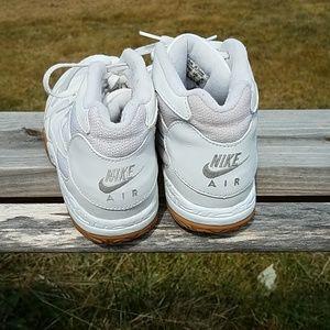Nike Shoes - Nike Air white high tops